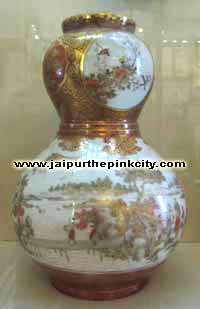 japanese pottery in albert hall museum jaipur