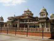 Jaipur architecture photo | Albert hall