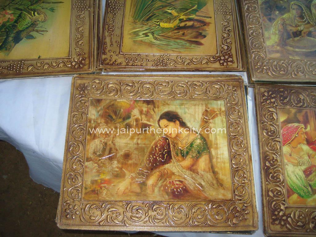 Jaipur Miniature Paintings Art