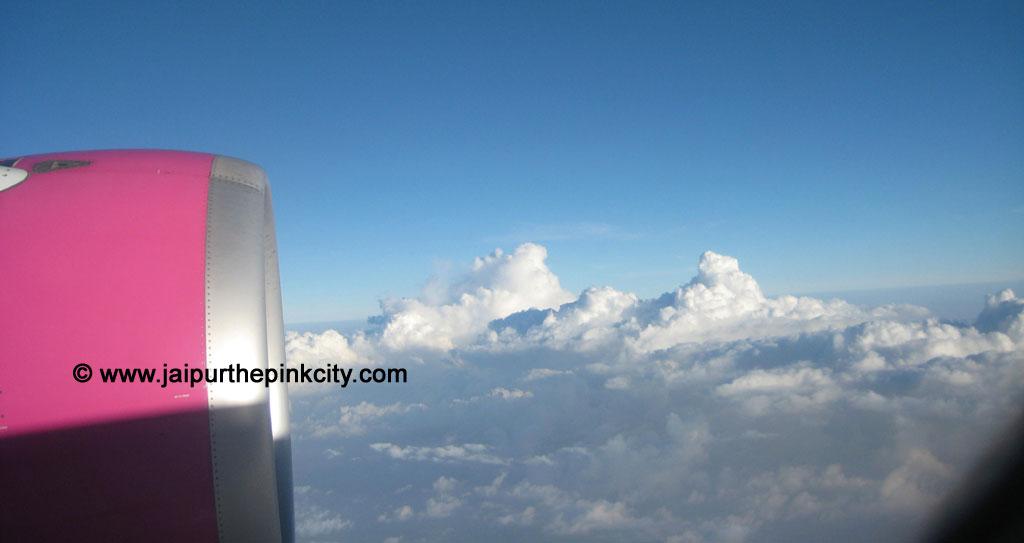 Flights, Jaipur Chea