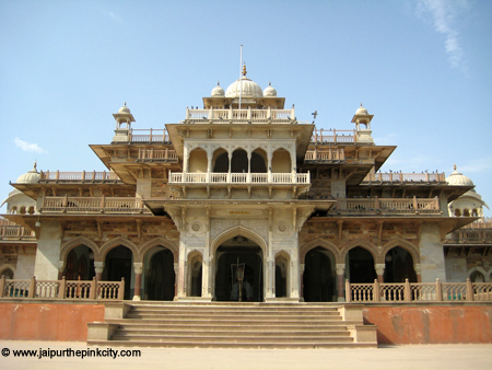 Jaipur | Jaipur Photo | Jaipur Albert Hall Museum Photo | Jaipur Museum Photo