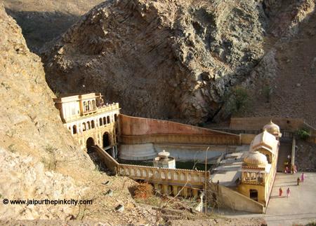 Jaipur | Jaipur Photo | Jaipur Galta ji Photo | Jaipur Pilgrimage Site Photo