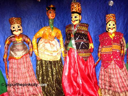 Jaipur | Jaipur Photo | Jaipur Handicraft Photo | Jaipur Puppet Photo