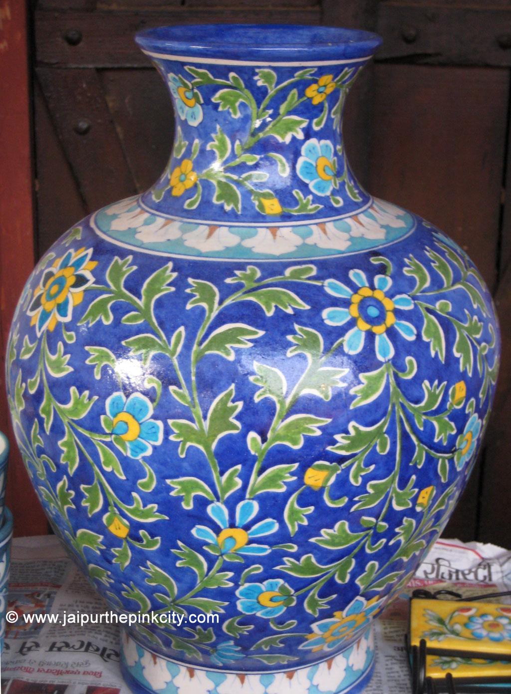 Jaipur Jaipur Travel Photo Jaipur Blue Pottery Photo