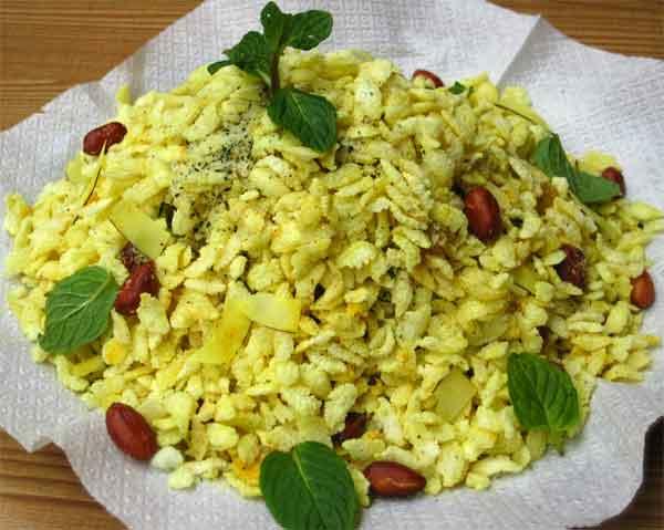 Chivda Namkeen Recipe