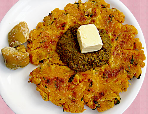 Makki Di Roti Recipe in Hindi