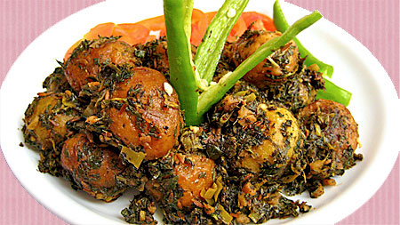 Masala Aloo Recipe for Vrat