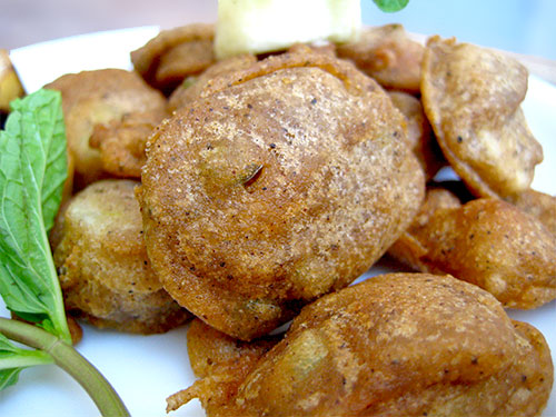 Banana Pakoda Recipe