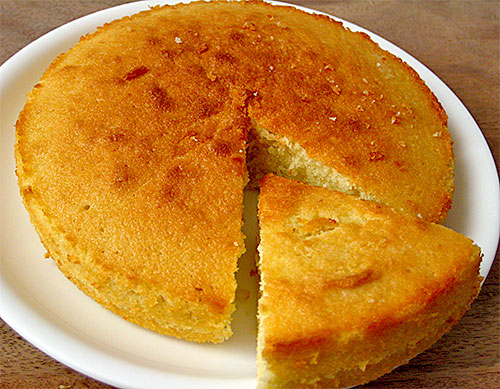 Sponge Cake Recipe in Hindi