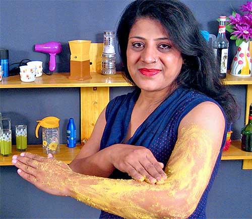 Sun Tan Home Remedies in Hindi