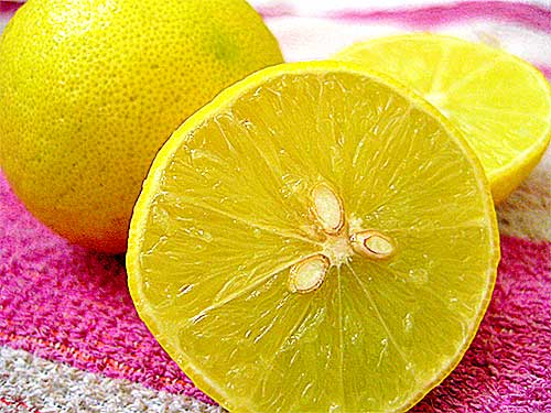 5 Benefits of Lemon