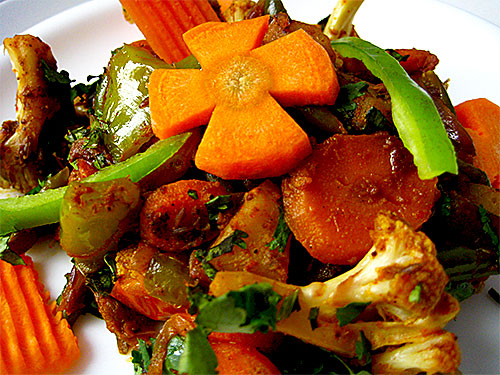 Mix Veg Recipe in Hindi with Video