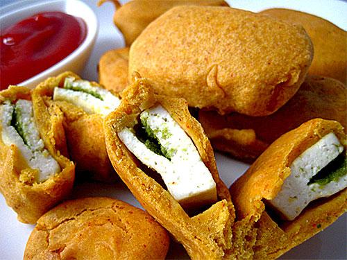 Paneer pakoda recipe in hindi with video paneer pakoda recipe in hindi with video forumfinder Gallery