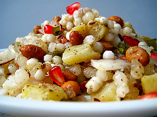 Sabudana Khichdi Recipe in Hindi