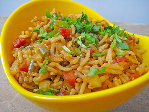 Veg Chinese Fried Rice Recipe In Hindi