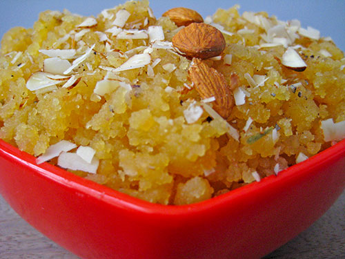 Moong Dal Halwa Recipe In Hindi With Video By Sameer Goyal