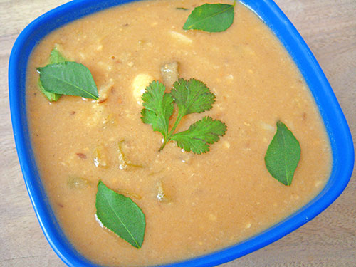 Sindhi Kadhi Recipe In Hindi