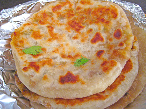 Paneer Kulcha Recipe In Hindi