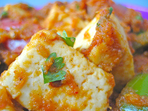 Kadai Paneer Recipe In Hindi