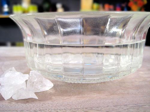 Alum water