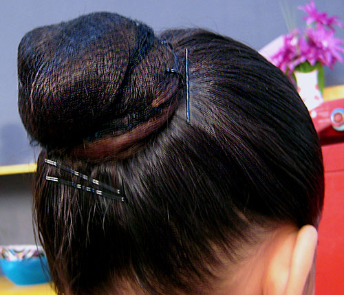 How To Make Bun Hairstyle