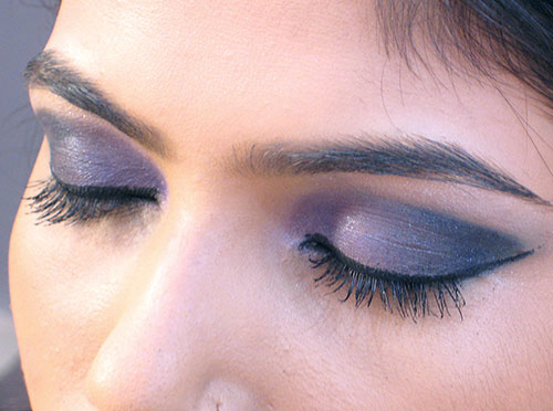 Smoky Eye Makeup Tips In Hindi With Video
