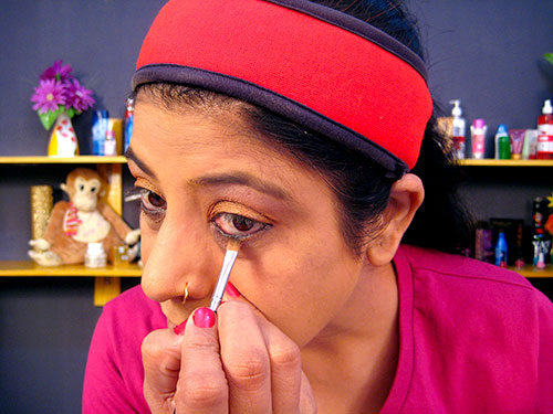 How To Do Day Makeup Step 11