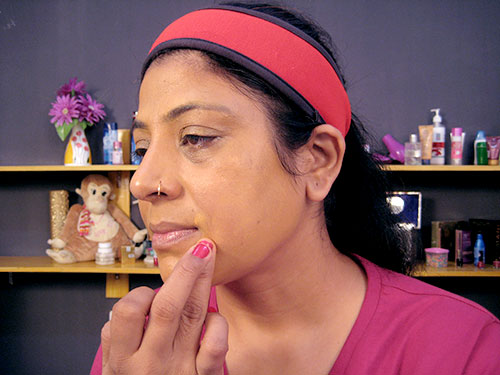 How To Do Day Makeup Step 3