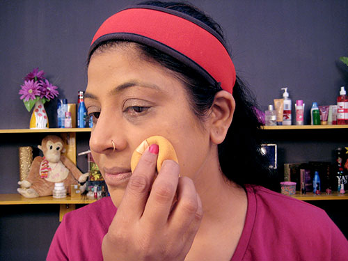 How To Do Day Makeup Step 6
