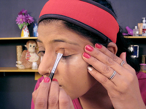 How To Do Day Makeup Step 8