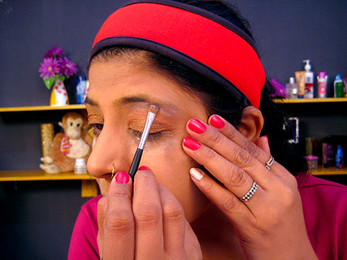 How To Do Day Makeup Step 9