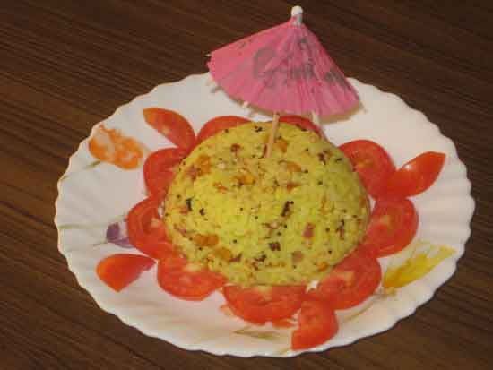 Lemon Rice Recipe In Hindi With Video